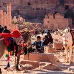 Moneda en Jordania